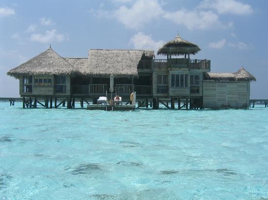 Gili Lankanfushi Maldives: Our water house