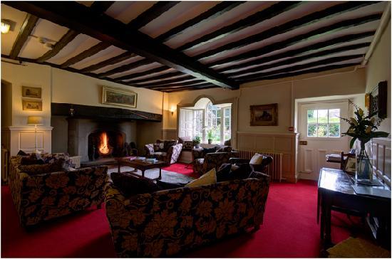 Low Graythwaite Hall: Guest Sitting Room