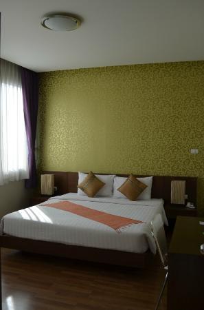 Baiyoke Ciao: Bedroom