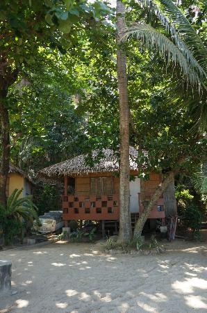 Summer Connection Beach Resort: our beach hut