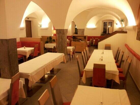 Hotel Mondschein: sala