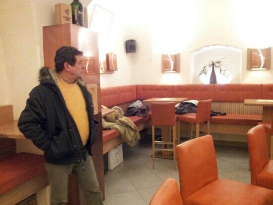 Hotel Mondschein: bar
