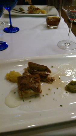 Sercotel Sorolla Palace Hotel: Cena