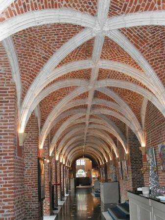 Couvent des Minimes - Alliance Lille: Un ancien couvent magnifiquement restauré où l'on se restaure divinement