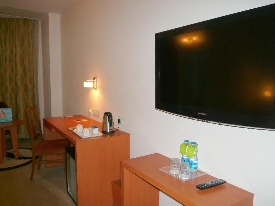 Leonia Holistic Destination: TV