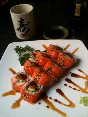 Asahi: uramaki