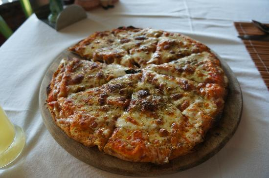 Locanda all Aragosta : perfect pizza