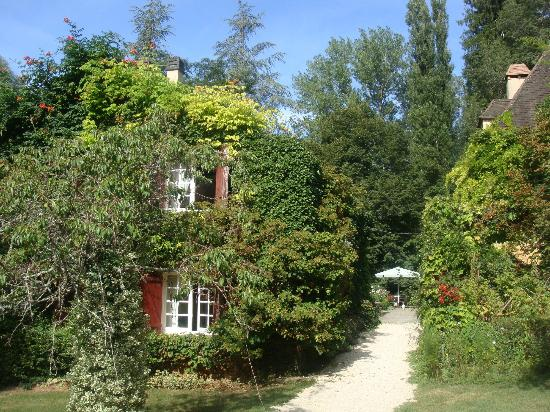 Le Moulin Neuf : Une maison qui sort d'un conte de fées