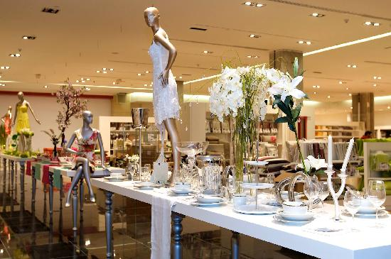 Galeries Lafayette: Home And Furniture Department