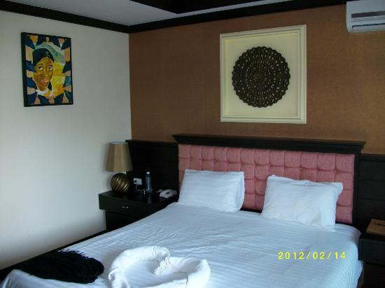 Blue Andaman Lanta Resort: Bra standard på rummen
