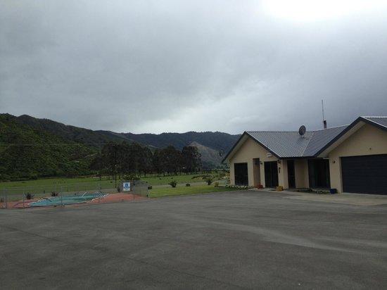 Linkwater Motel & Backpackers: Het uitzicht