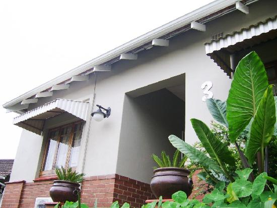 Thembelihle Guest House : Entrance_Front