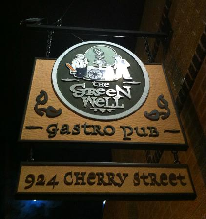 The Green Well, Grand Rapids, MI