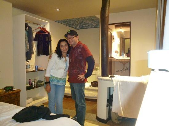Hotel Casa Bella: dentro de la habitacion