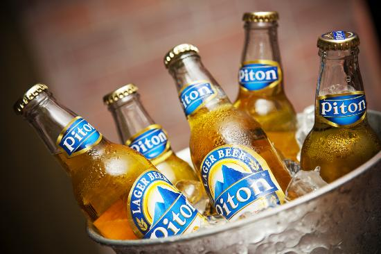 Tapas On The Bay: A bucket of cold Piton - just add Tapas!