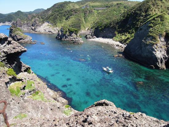 Minamiizu-cho, Japan: hirizo beach