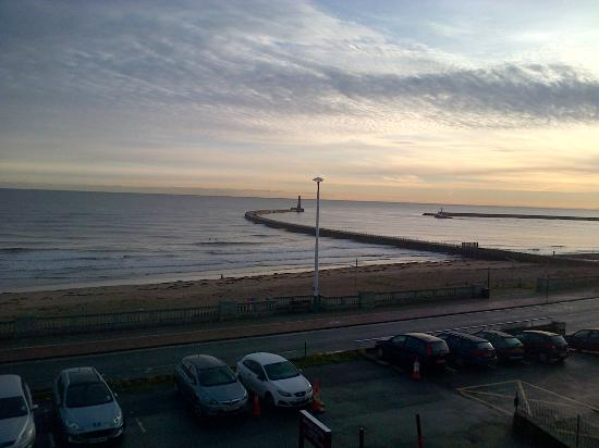 Roker Lodge: View from room