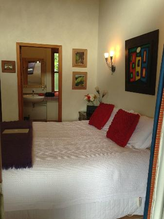 Antria Boutique Lodge: our room