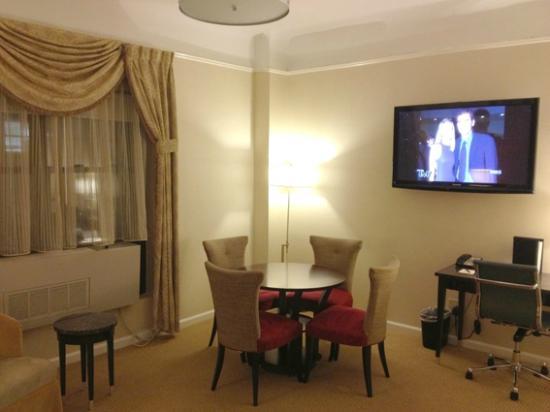 Hotel Metro: Lounge
