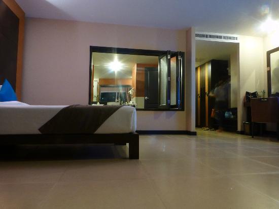 Andakira Hotel Patong: room