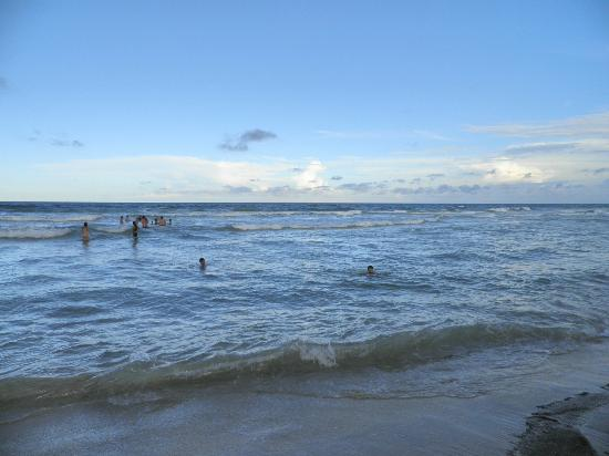 Laguna Mar: zona de playa