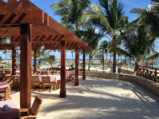 Majestic Colonial Punta Cana: View from Steakhouse
