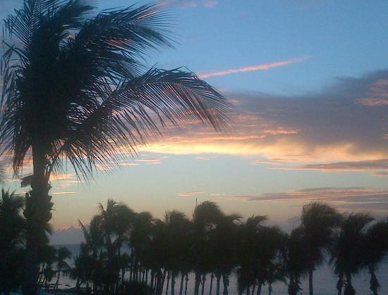 Casa Marina Key West, A Waldorf Astoria Resort: View from my balcony
