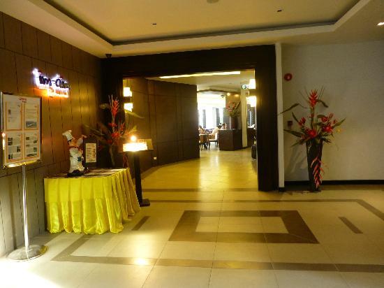 โรงแรมอันดาคิรา: breakfast