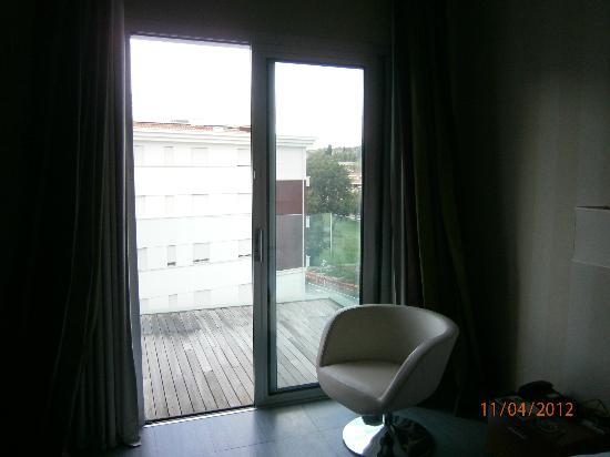 Residence San Marino: room balcony