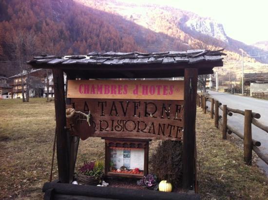 Bar Ristorante La Taverne: benvenuto alla taverne