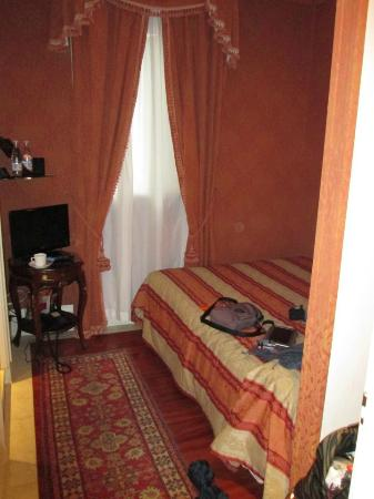 Ca' Gottardi: Single bed room