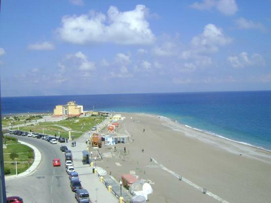 Hotel Mediterranean: Θεα