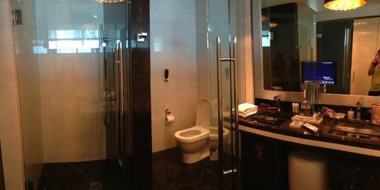 Hotel Beaux Arts Miami: The Shower