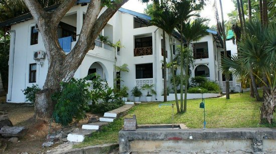 Protea Hotel by Marriott Zanzibar Mbweni Ruins: Main Building
