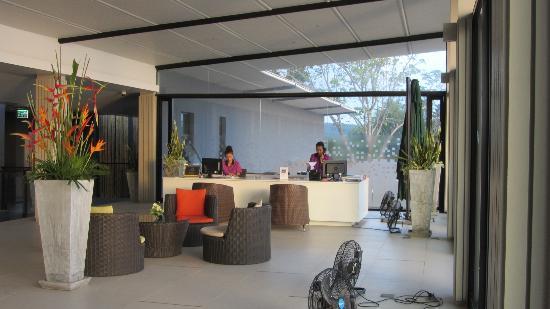 Beyond Resort Krabi: Reception
