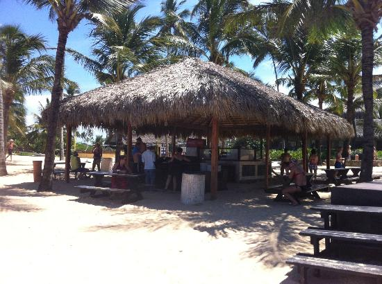 Dreams Punta Cana Resort & Spa: Barefoot Beach Grill