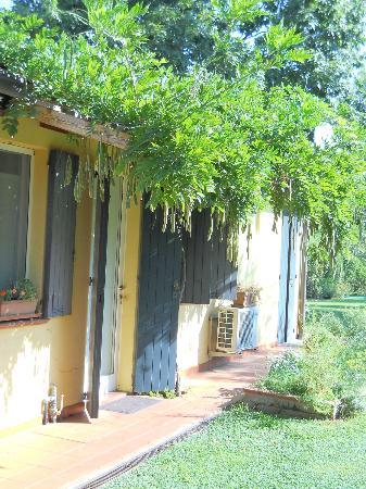 Villa Bellaria B&B : le camere