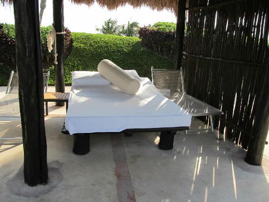 Mayan Palace Riviera Maya: Not a sun person, no worries!