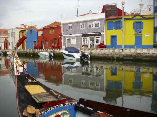 Hotel Afonso V: aveiro ria plaza peixe