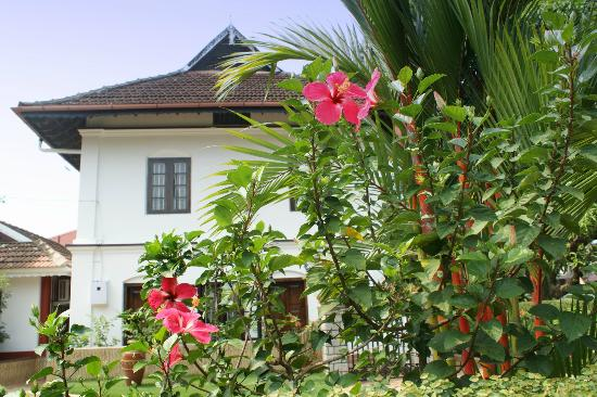 The Bungalow Heritage Homestay: View from the garden