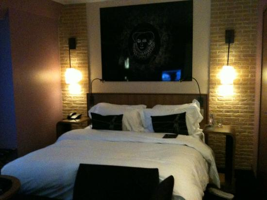 Sofitel Legend The Grand Amsterdam: bed