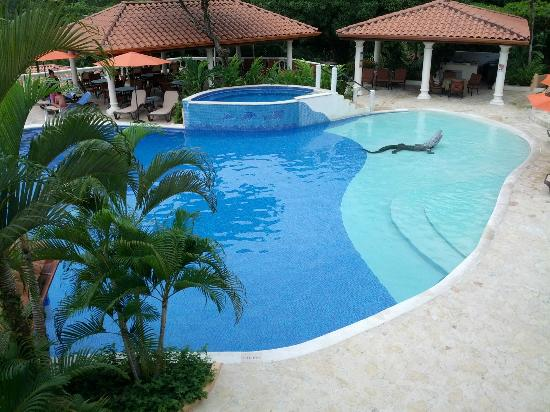 Hotel Parador: Family pool