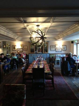The Foley: restaurant