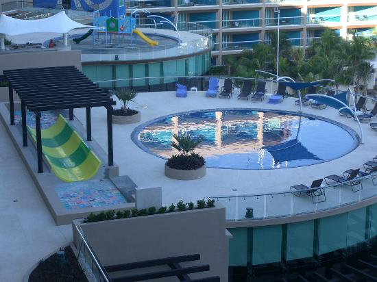 Hard Rock Hotel Cancun: Play relaxing third level
