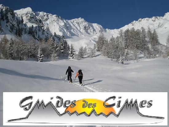 Guides des Cimes: Chamonix Backcountry skiing with Guides des cimes