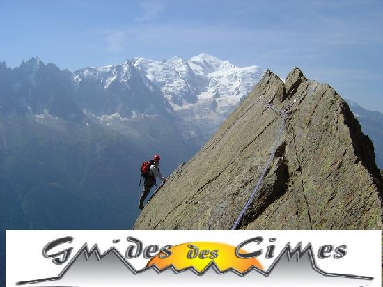 ‪‪Guides des Cimes‬: Chamonix mountaineering Course with Guides des cimes‬