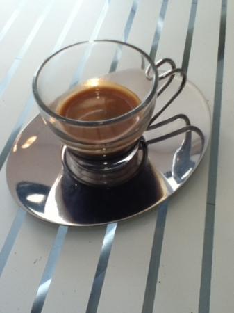 Coffee Stop: Buen café