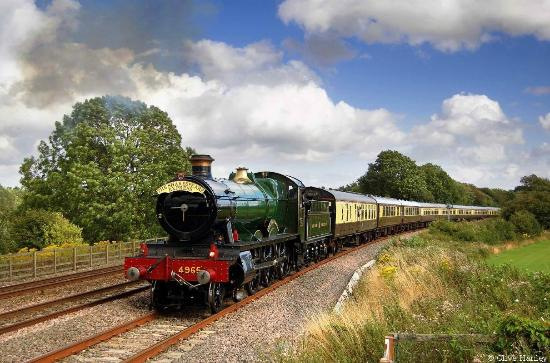 The Shakespeare Express