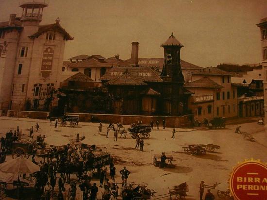 Antico Forno: foto antigua