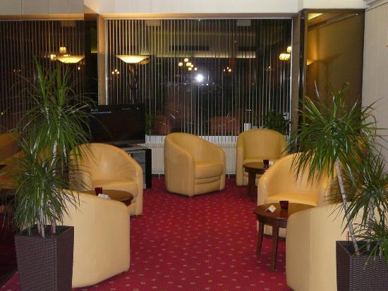 Hôtel d'Angleterre : lobby